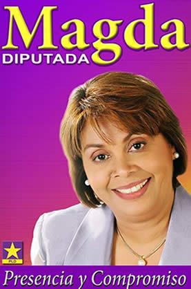 Apoyo electoral Juventud con Magda -JUVMAG-